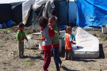 #PatunganPangan untuk anak Suriah di pengungsian