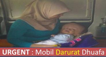 Mobil Darurat Dhuafa: Infaq Transport Gratis