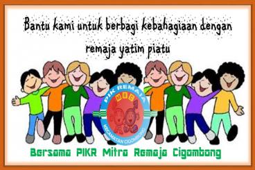 Bukber dan Santunan Yatim Piatu Bersama PIKR MRC