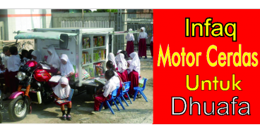 MOTOR CERDAS UNTUK DHUAFA