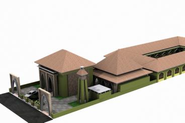 Amal Jariyah Pembangunan Gedung TPA dan Madrasah