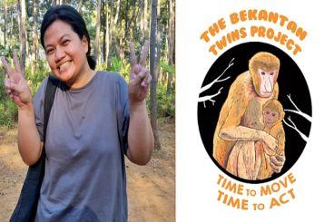 The Bekantan Twins Project - Nita