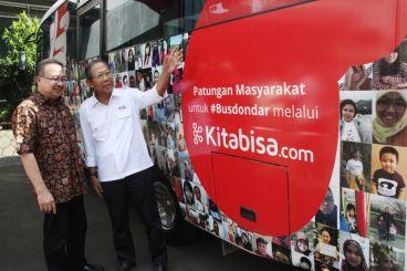 Potret Untuk Kehidupan - Bus Donor Darah PMI
