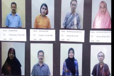 #PatunganTHR untuk Karyawan Departemen Biologi UI