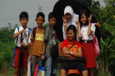 #Nia, Sutradara untuk Masa Depan Anak Indonesia