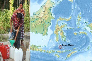 Tuntaskan Krisis Air Bersih di Pulau Madu, SULSEL