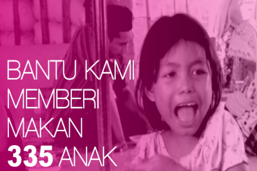 #PatunganTHR Untuk Yatim di Aceh & Nusa Tenggara