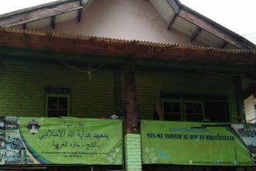 #SedekahPesantren Asrama Hidayatullah Bandung