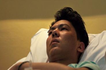 Bantu Biaya Rumah Sakit Bashir (pengungsi Hazara)