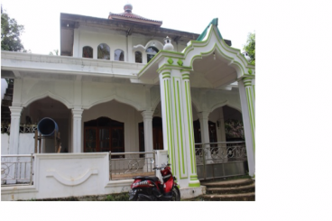 #SedekahMasjid Assasul'amal Kampung Karag, Banten