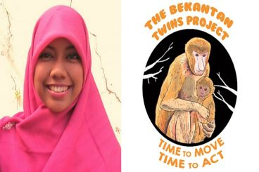 The Bekantan Twins Project - Lili Nur Indah Sari