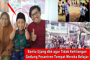 #SedekahPesantren Al Kasyaf, Cibiru Bandung