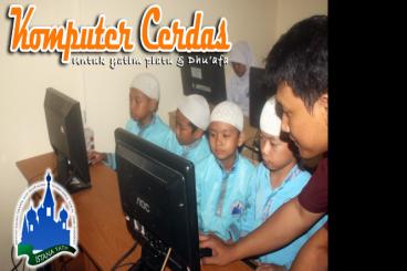 KOMPUTER CERDAS Untuk Santri ISTANA YATIM