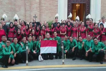 PSM UNDIP Akan Bawa Nama Indonesia Lagi