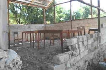 Bantu Dirikan SMA Pertama Di Pulau Longos NTT