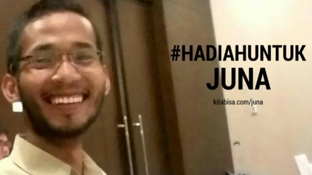 Apresiasi Perjuangan Junaidi
