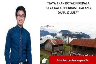 #Tantangan17an Indonesia Mengajar - Adhi Rachman