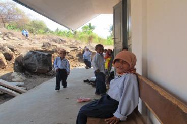Qurban di Pulau Pura
