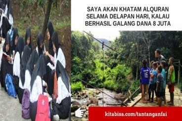 #Tantangan17an Indonesia Mengajar - Fai
