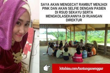 #Tantangan17an Indonesia Mengajar - Enggar
