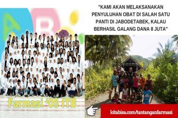 #Tantangan17an Indonesia Mengajar - Farmasi