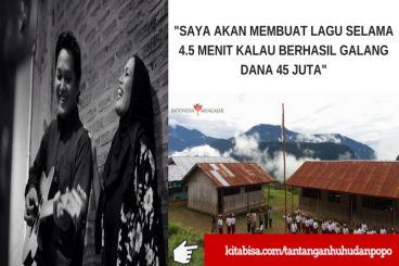 #Tantangan17an Indonesia Mengajar - Huhudanpopo