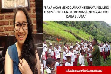 #Tantangan17an Indonesia Mengajar - Dena