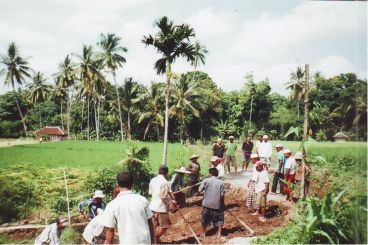 Qurban di Lombok Timur, NTB