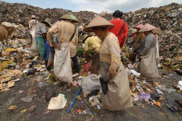 Qurban di Kampung Pemulung, Bantar Gebang