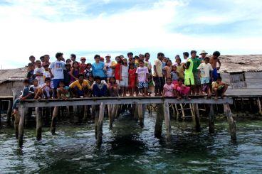 Qurban di Pulau Lumu-Lumu, Makassar