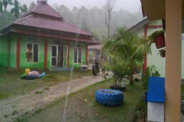 Qurban di Desa Panyula, Kab Bone, Sulawesi Selatan