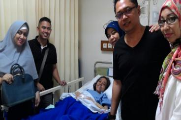 Penderita tumor langka Sarkoma Myoepitelial