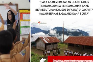 #Tantangan17an Indonesia Mengajar - Anggun