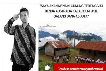 #Tantangan17an Indonesia Mengajar - Thontowi