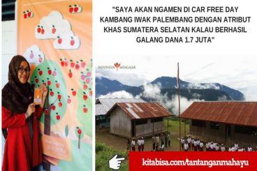 #Tantangan17an Indonesia Mengajar - Mahayu
