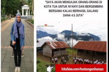 #Tantangan17an Indonesia Mengajar - Hanan