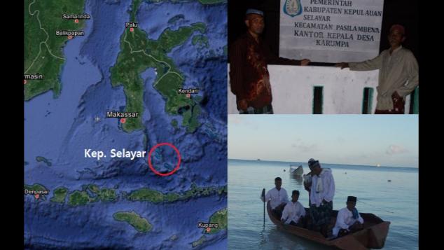 Al Quran Road Trip 99 Pulau: Kepulauan Selayar