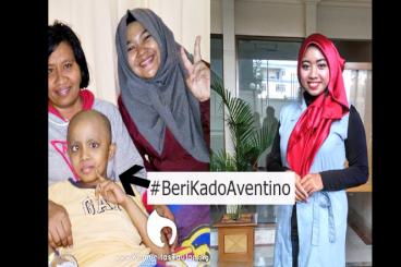 Ulang Tahun Sandika Untuk Aventino