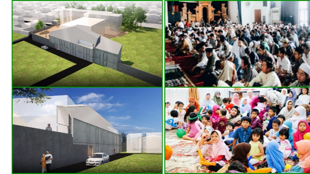 Pembangunan Masjid Indonesia Tokyo