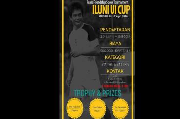 Turnamen Sepakbola Iluni UI 2016