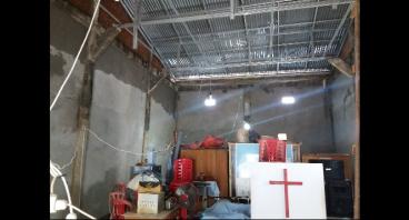 Bantuan Untuk Kelanjutan Pembangunan Gereja Kami