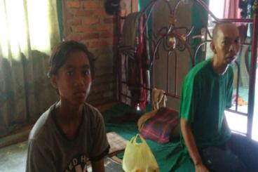 Bantu Yusuf, Putus Sekolah demi Kesembuhan Ayah