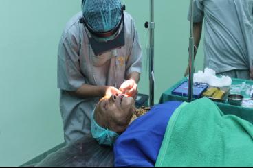 Operasi Mata untuk Masyarakat Kurang Mampu