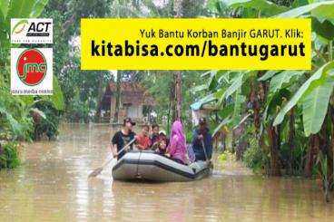 Yuk Bantu Korban Banjir Garut