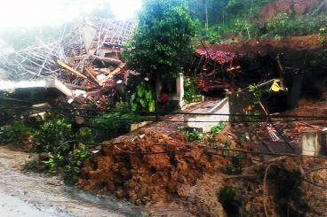 Peduli Banjir di Kab. Sumedang