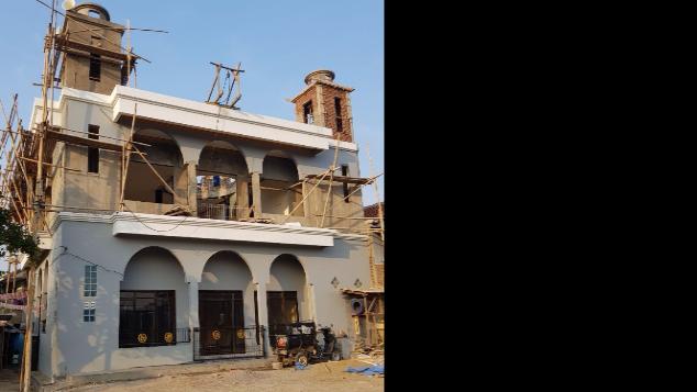 Pembangunan Masjid Arrohman