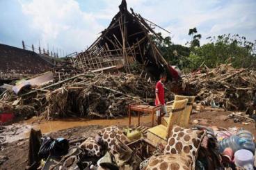 I-SHARE Peduli Banjir Bandang GARUT