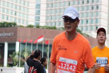 Lari untuk Rumah Belajar YCAB