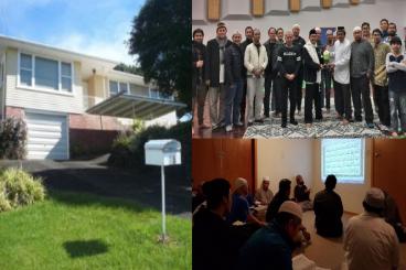 Masjid Indonesia di Auckland, Selandia Baru