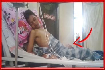 Bantu Rifai, Anak 17 Tahun, Sembuhkan Jantungnya